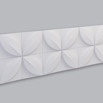 FLOWER ARSTYL 3D Wall Panel