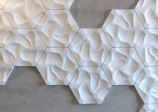 ARSTYL 3D Wall Tile CORAL