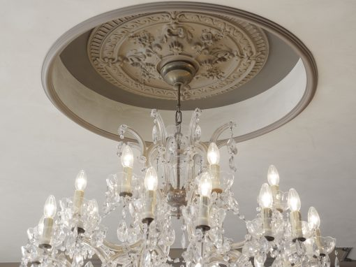 Helena R11 Arstyl Ceiling Rose