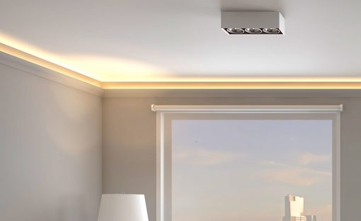 WALLSTYL® Coving Lighting Solution IL3