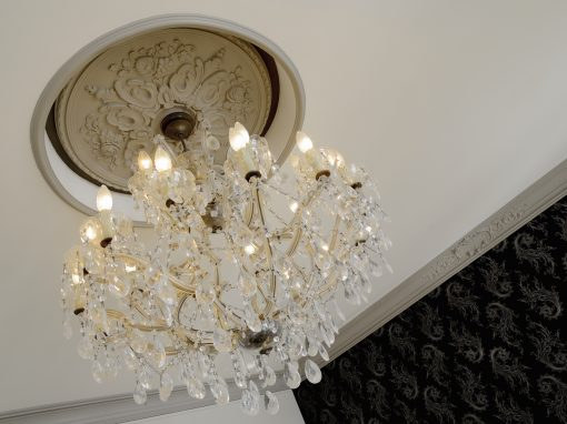 R12 Arstyl Ceiling Rose Room Shot