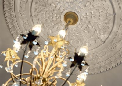 VICTORIA (R25) ARSTYL® Ceiling Rose