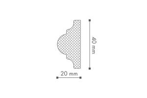 WALLSTYL® WL1 Technical Drawing