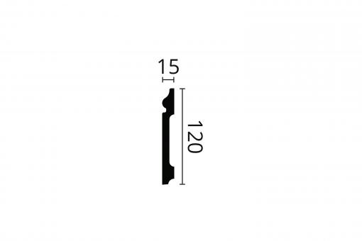 WALLSTYL® FL2 technical drawing
