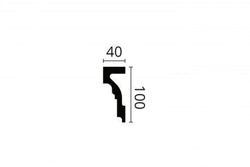 WALLSTYL® WL4 technical drawing