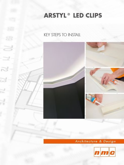 ARSTYL® LED Clips Installation Guide
