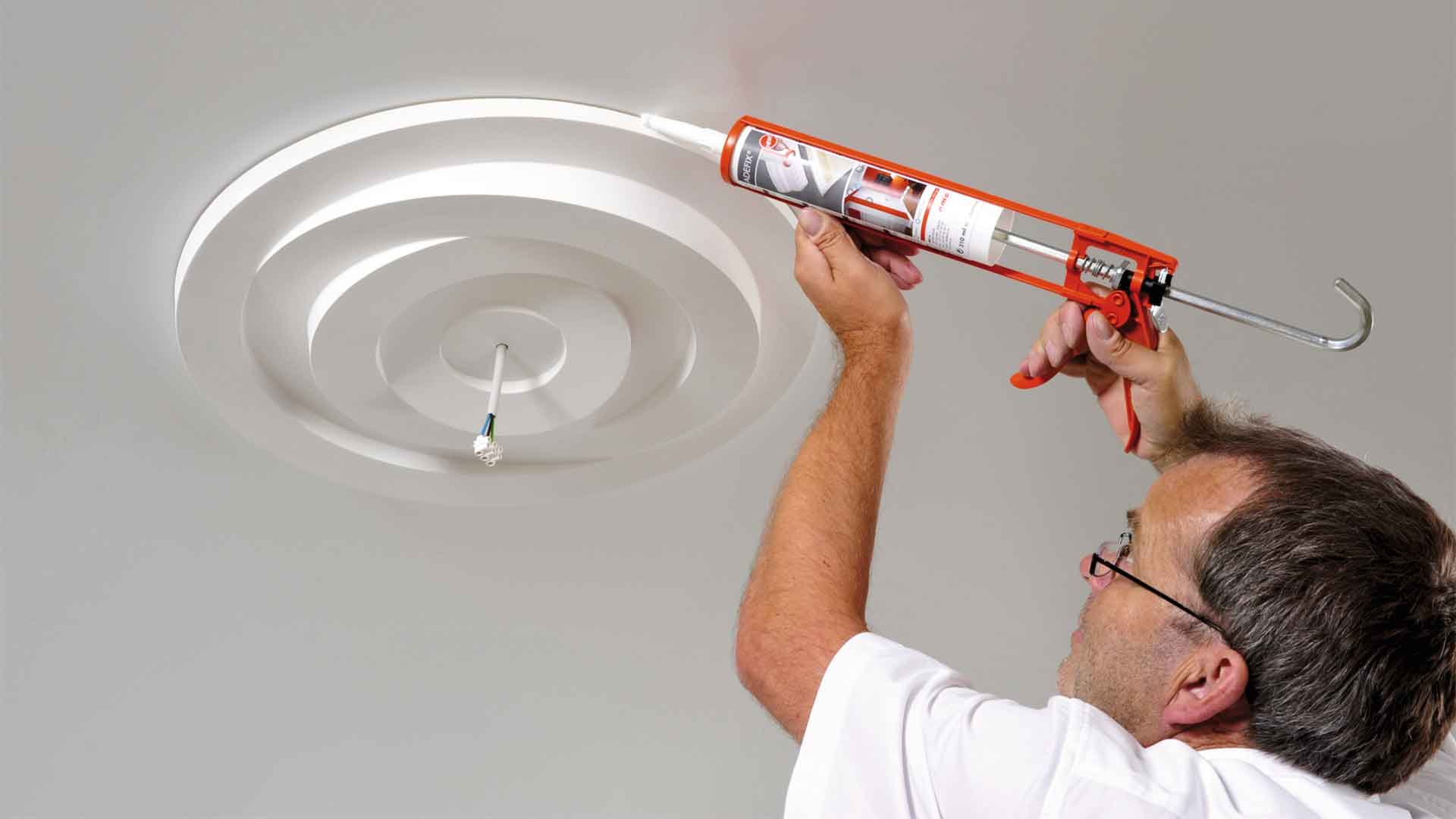 midres-ceiling-roses-installation by NMC Copley Decor