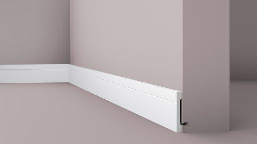 WALLSTYL® FD2 2.44m Skirting Board